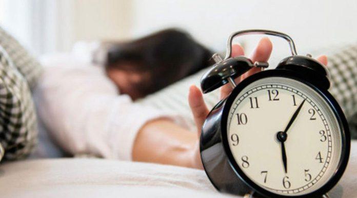 O que fazer para dormir